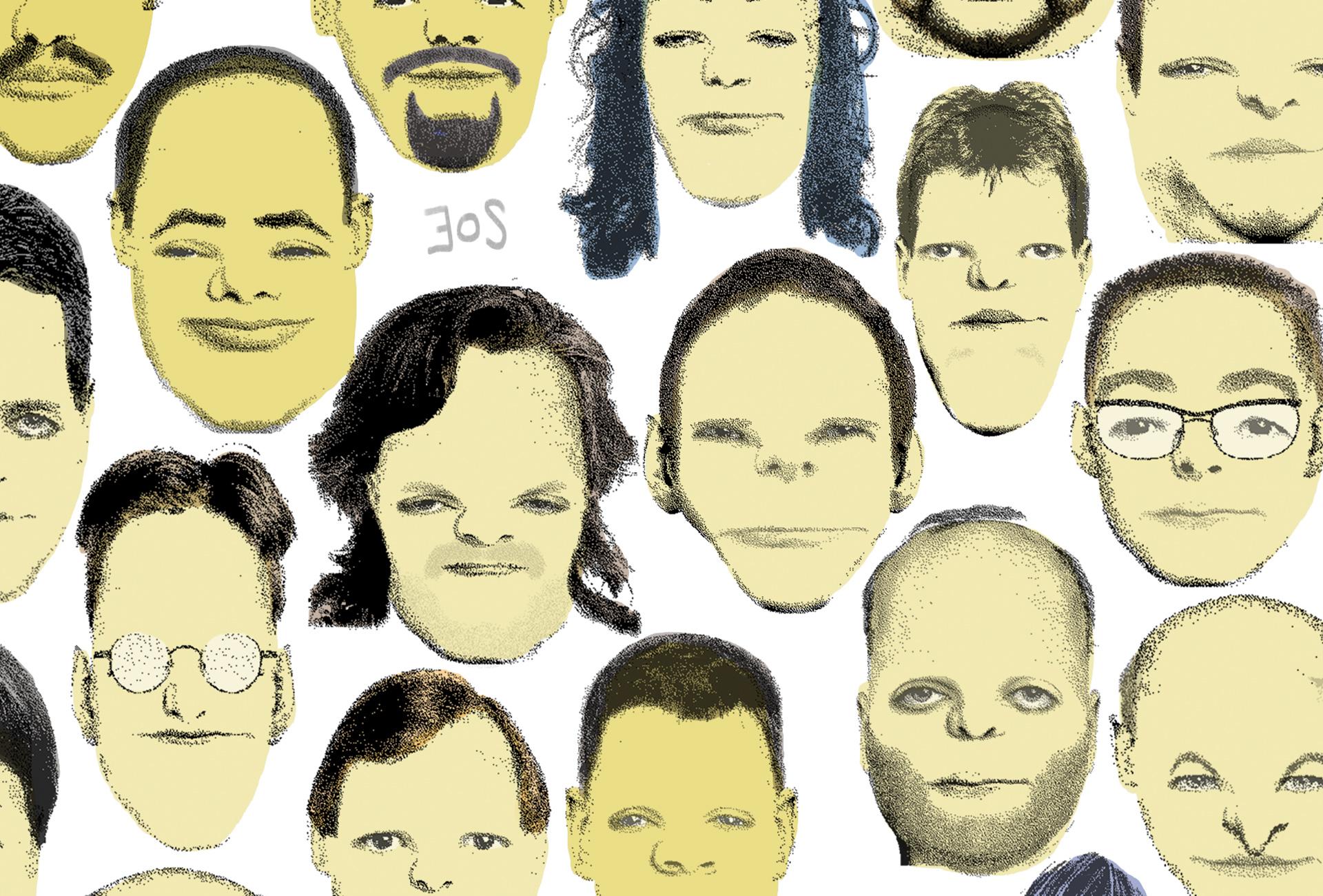 Fiebre amarilla - Detalle preimpresión