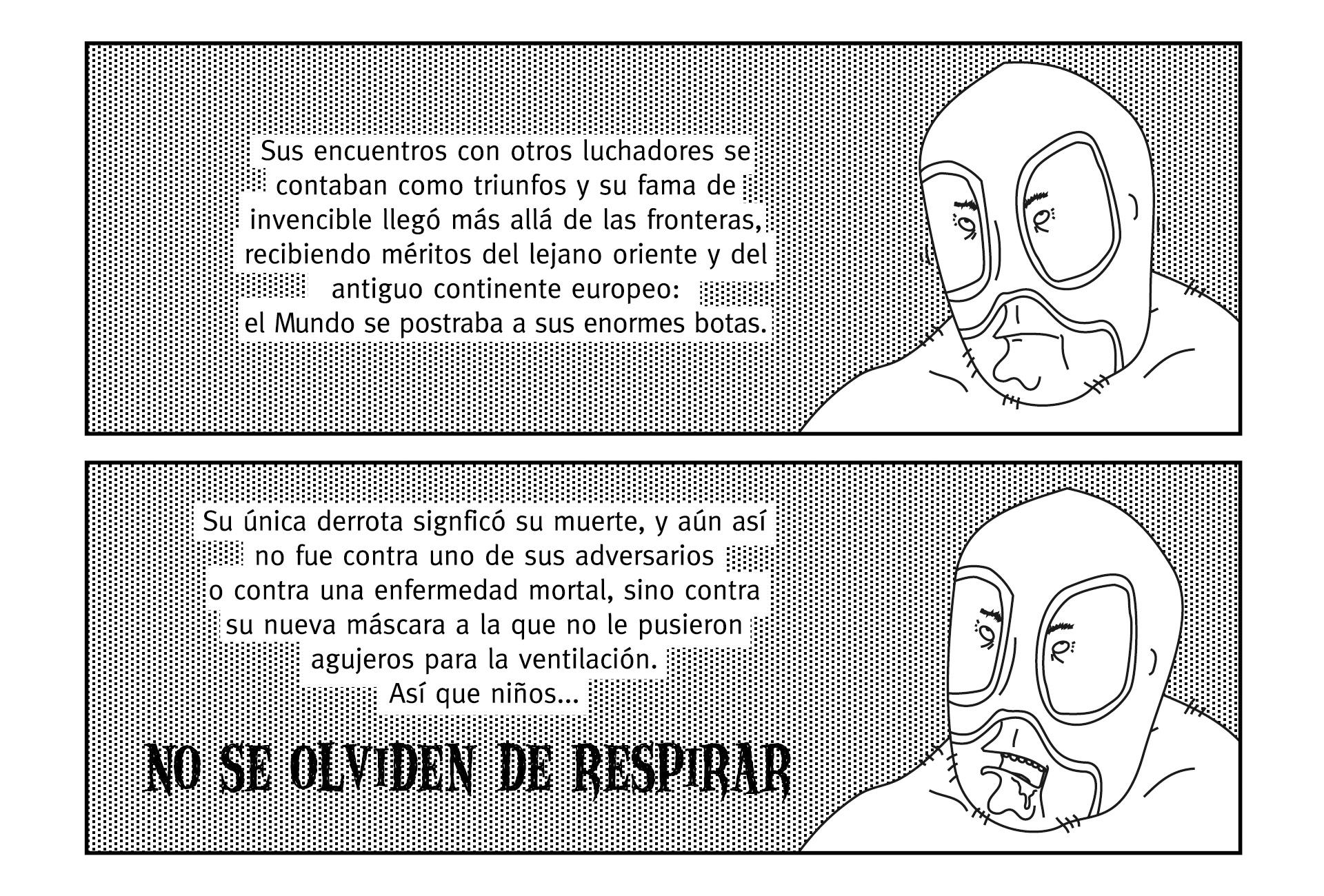 Ojodepez Fanzine - El coloso de Juárez