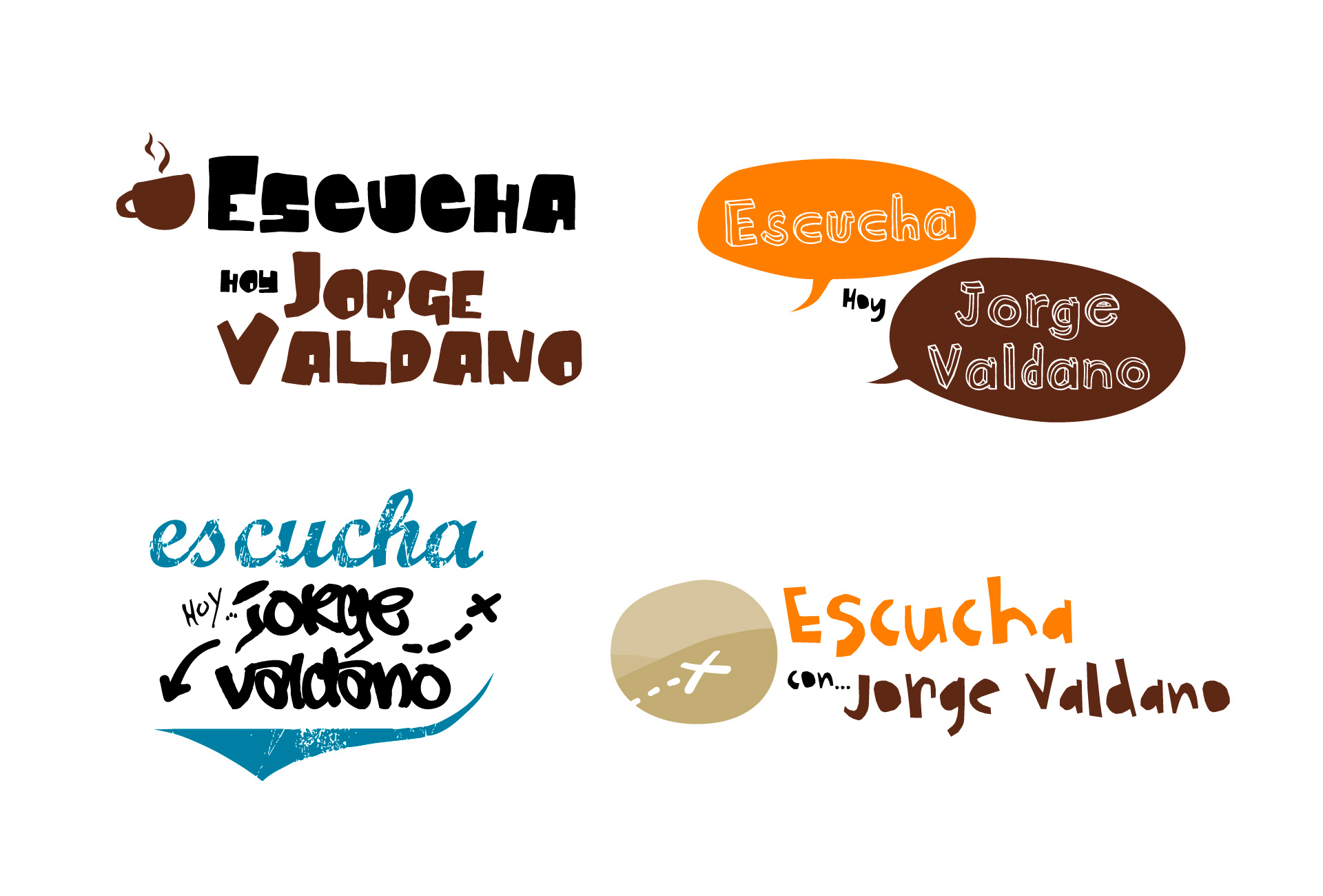 Orange - Logos Escucha