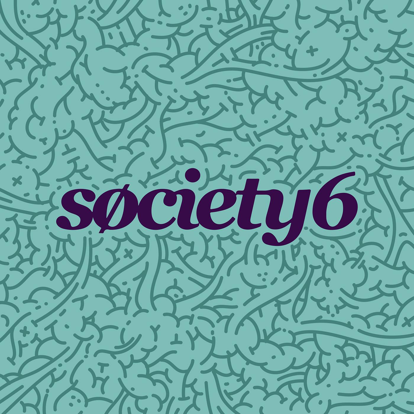 Society 6 – Acabo de llegar